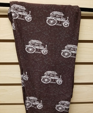 Antique Car Leggings