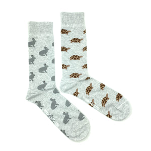 Friday Sock Co.  - Tortoise and Hare