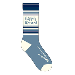 Happily Retired - Not My problem Anymore