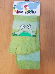 Frog Toe Socks
