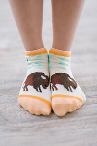 Children Colorful Set Ankle Socks