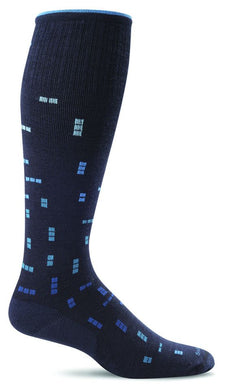 Digital Ditty - Moderate Compression Socks