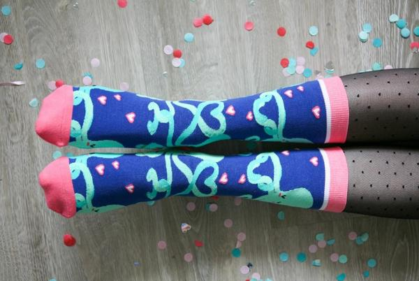 Main Squueze Crew Socks