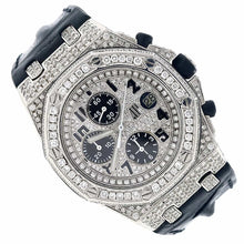 AUDEMARS PIGUET ROYAL OAK OFFSHORE LARGE 42MM WATCH, DIAMOND BEZEL, DIAL & CASE - Lux & Lav