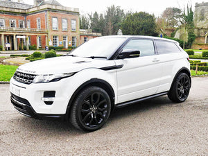 Range Rover Evoque Car Hire