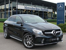 Mercedes GLE Car Hire Nottingham - Lux & Lav