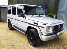 G Wagon Car Hire Nottingham - Lux & Lav