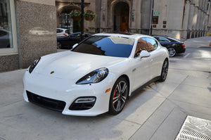 Porsche Panamera Car Hire Nottingham (Week Hire)