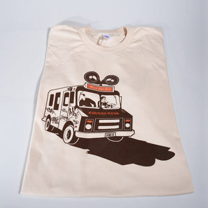 Watch Your Back Propaganda Truck t-shirt