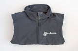 Port Authority Vest with Texakoma Logo - Battleship Grey