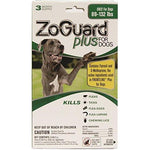 ZoGuard Plus Flea & Tick Medicine - 100% MADE IN THE USA