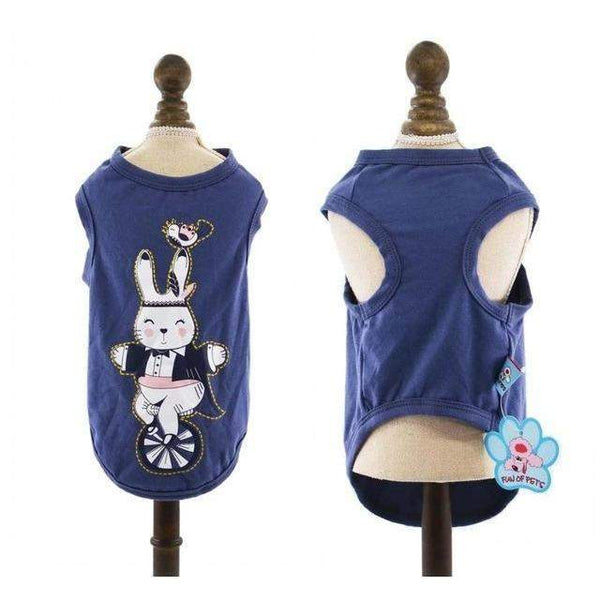 Various Spring Summer Pet Cat Vest Clothes Dog Shirt for Small Cat Pet XS S M L XL