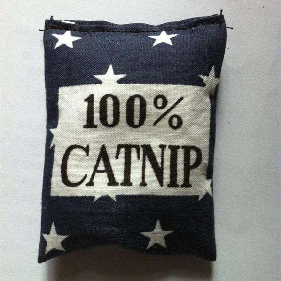 100% linen catnip bags catnip toys different colors supply pet catnip cat love smell toys pet cat accessores