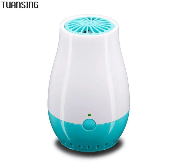 USB Portable Ozone Generator, Air Cleaner, Ozone Ionic Air Cleanser Remove Smoke, Odor, Bacteria, Small Ozone Freshener