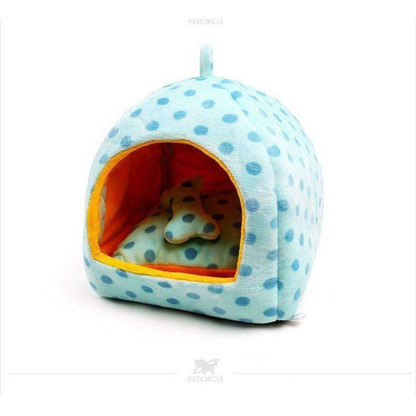 Petcircle New Soft Colorful  Dog Houses Dog Kennel Pet Warm Cushion Basketdog Bed 5 Colors