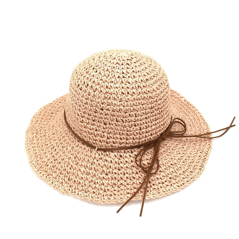 Wide Brim Foldable Sun Hat - Raen Wear