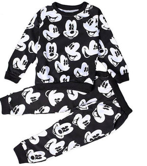 Two Piece Mickey Inspired Jogger Set - Raen Wear