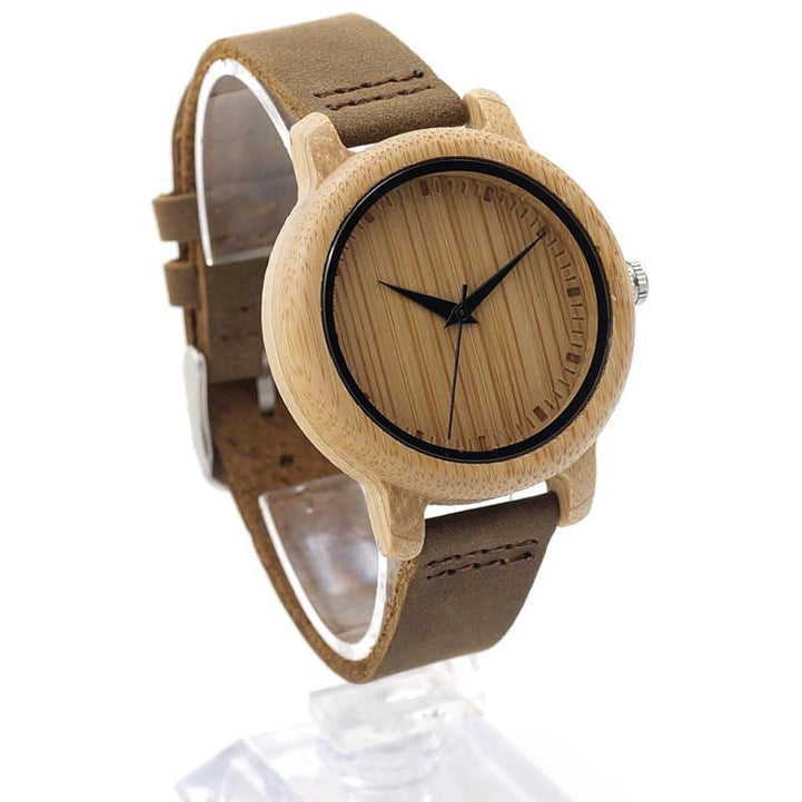 Bamboo Watch - Raen Wear