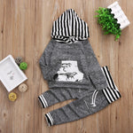 Dinosaur Two Piece Hoodie Set - Raen Wear
