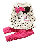 Mickey Mouse Inspired 2 Piece Outfit - Raen Wear