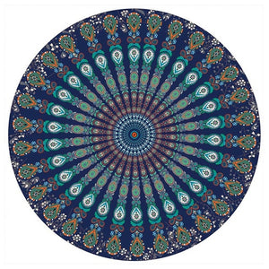 Round Mulit Use Yoga Mat - Raen Wear