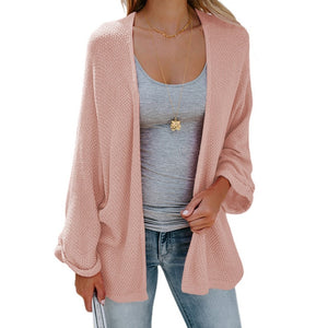 Women's Long Sleeve Batwing Cardigan - Raen Wear