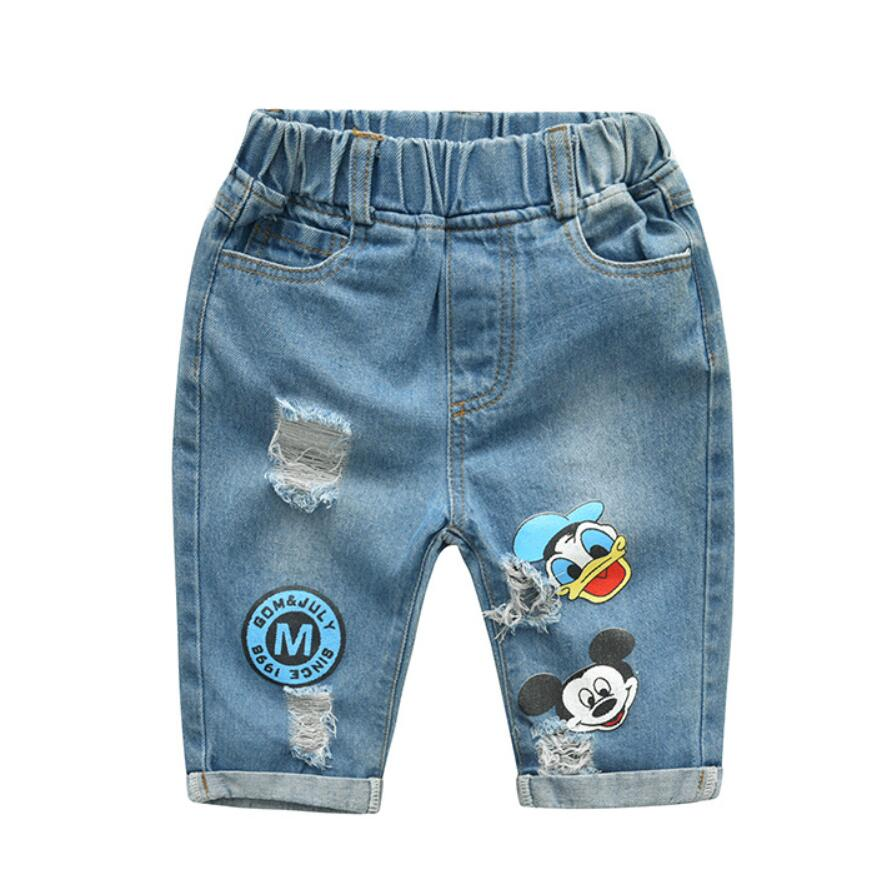 Kids Unisex Mickey Inspired Striped Short Set - Raen Wear