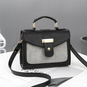 Women's Small Flap Shoulder Bag - Raen Wear