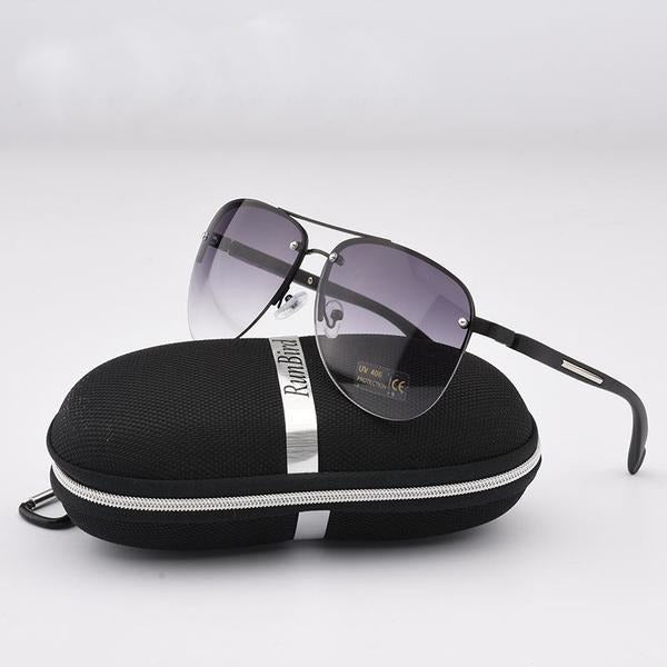 Retro Aviator Sunglasses - Raen Wear