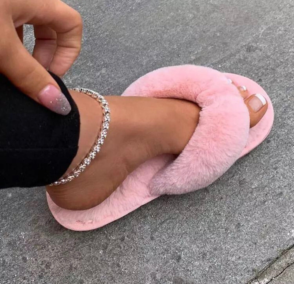 ICED OUT ANKLET
