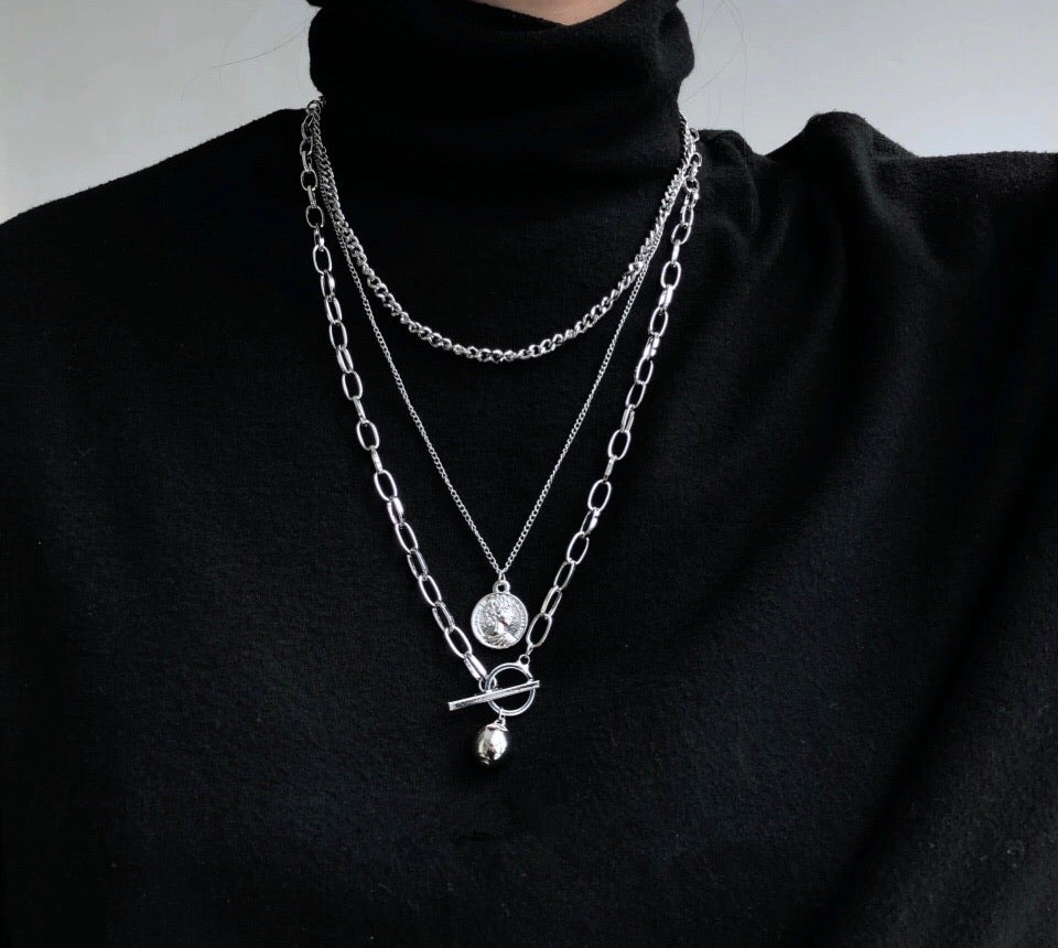 UTILITY COMBO NECKLACE 2.0