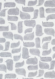 Metolius Chatty Graphite Grey Wallpaper Pattern