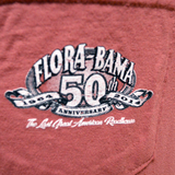 Flora-Bama 50th Anniversary T-Shirt with Pocket *Comfort Colors*