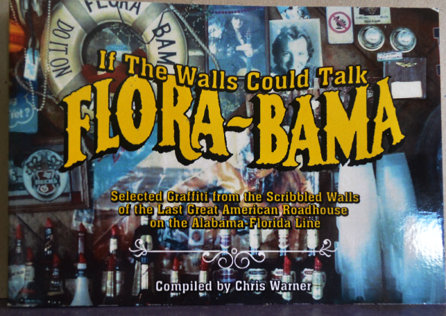 Flora-Bama If The Walls Could Talk Quote Book