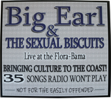 BIG EARL & The Sexual Biscuits CD