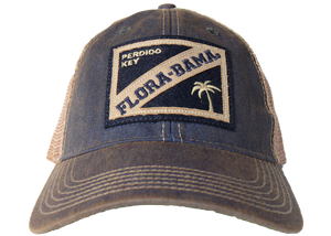 "Flora-Bama ""All In"" Trucker Cap"