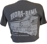 Flora-Bama New Building Tees W/ Pocket *Comfort Colors*