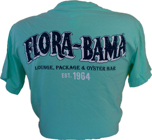 Flora-Bama Wavy Pocket Tees In Comfort Colors