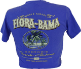 Flora-Bama Palm Oval Tee Shirts *Comfort Colors*