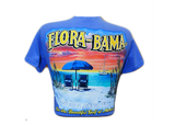 Flora-Bama Beach Chairs T-Shirt