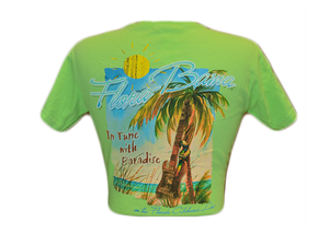 Flora-Bama In Tune With Paradise T-Shirt *Comfort Colors*