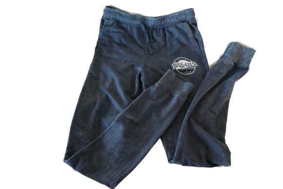 Flora-Bama French Terry Cuffed Ankle Sweatpants