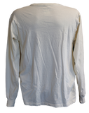 Flora-Bama LS Tshirt Leham Solid with Chest Stripe