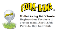 Mullet Swing Golf Classic Registration (4 Person Team)