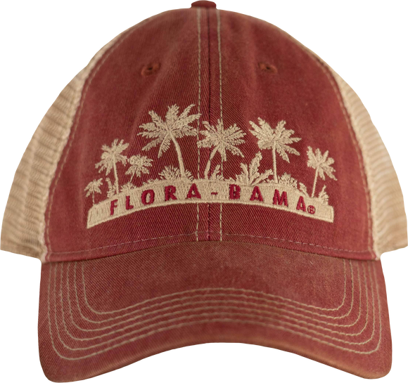 Flora-Bama Multi Palm Cap