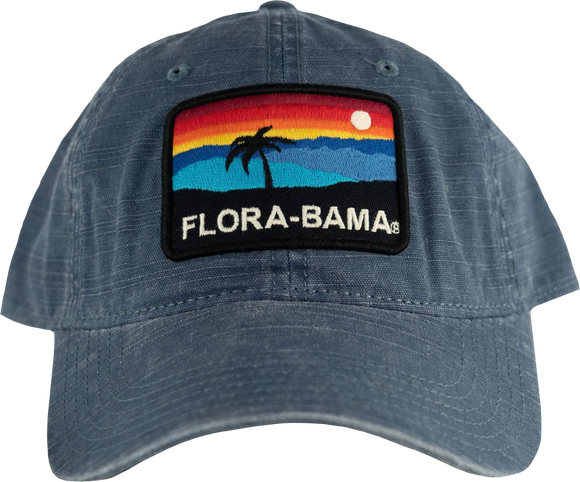 Flora-Bama Palm On Sunset Cap