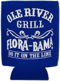 Flora-Bama Ole River Grill Koozies