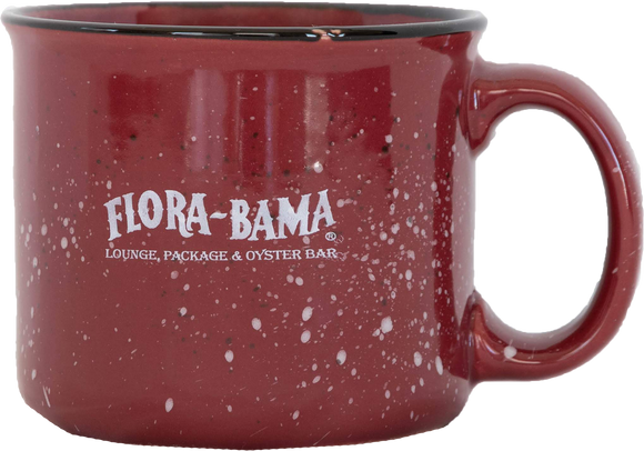 FLORA-BAMA CAMPING COFFEE MUGS