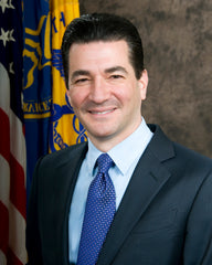 Scott Gottlieb, the commissioner of the Food and Drug Administration