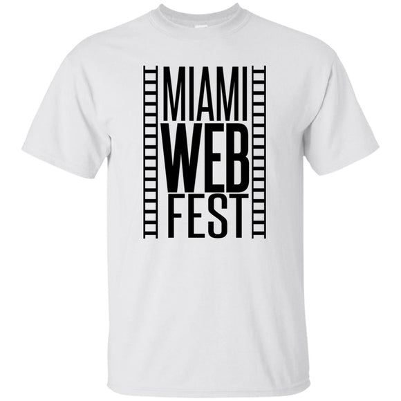 Official Miami WebFest - Black on White